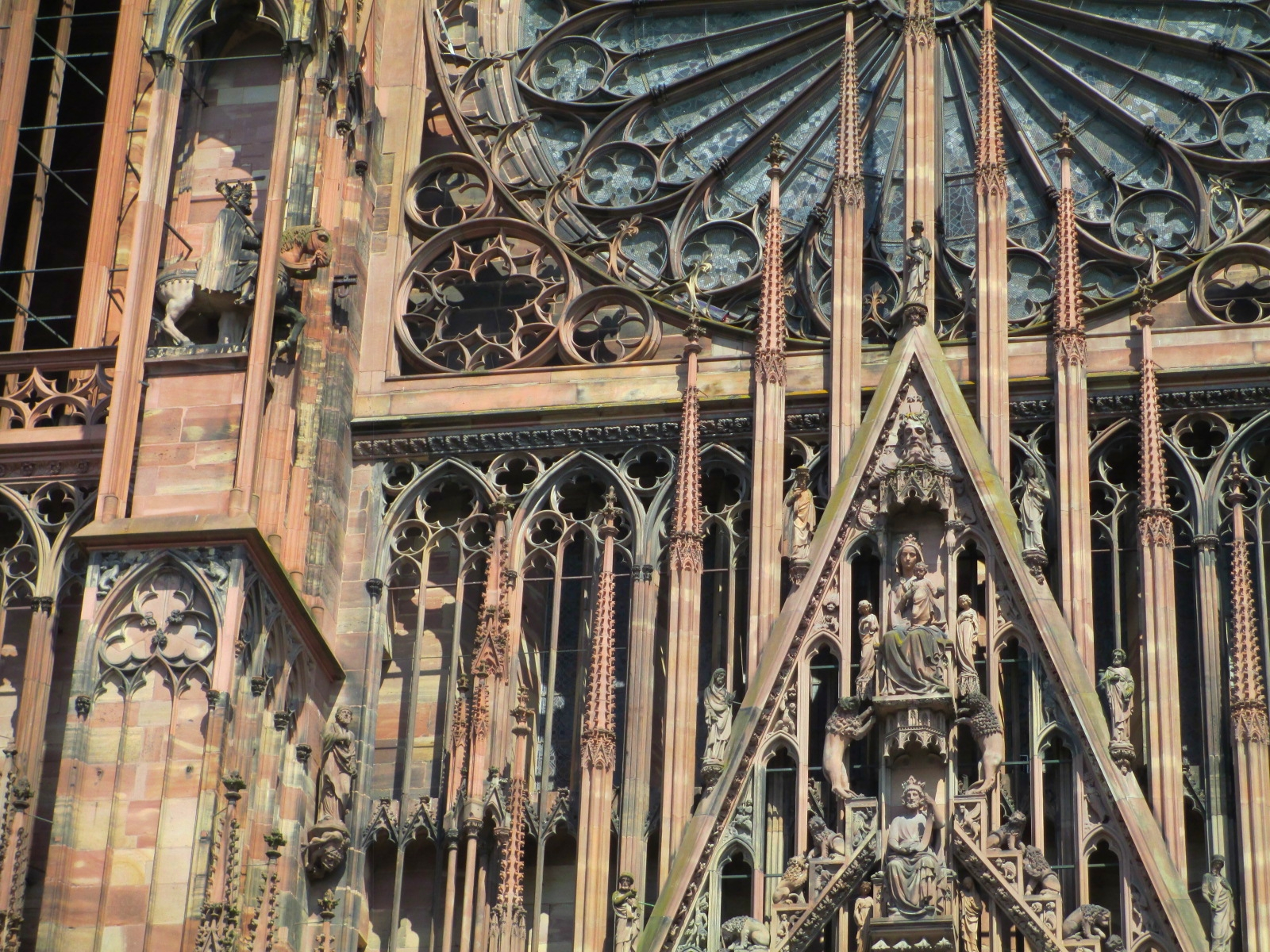 Strasbourg Cathedral, France – Institute of Traditional